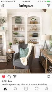 Living Room With Fireplace And Bookshelves by Best 10 Furniture Around Fireplace Ideas On Pinterest How To