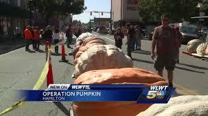 Hamilton Ohio Pumpkin Festival by Operation Pumpkin Takes Over Hamilton Streets