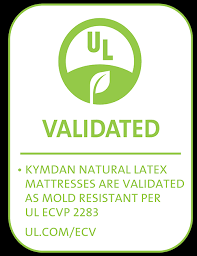 Mattresses Validated For Mold Resistance By UL