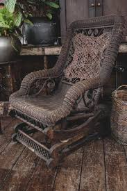 American Platform Rocking Chair
