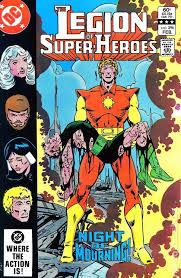 Legion Of Super Heroes 1980 2nd Series 296
