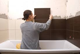 Tiling A Bathtub Surround by How To Install A Tile Shower Surround