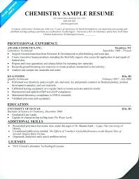 Laboratory Assistant Resume Medical Lab Objective