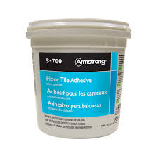 Mannington Carpet Tile Adhesive by Armstrong 1 Gallon S 700 Thin Spread Floor Tile Adhesive