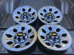 100 Oem Chevy Truck Wheels Find More Factory 17in For Sale At Up To 90 Off