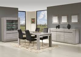 salle à manger contemporaine chêne clair jerrico salle à manger