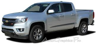 2015 2016 2017 2018 2019 Chevy Colorado Stripes RATON Decals Lower ... Certified Preowned 2015 Chevrolet Colorado 4wd Z71 Crew Cab Pickup Is Motor Trend Truck Of The Year Texas Fish Price Photos Reviews Features 4d In Richmond Amazoncom Images And Specs Vehicles Trail Boss Gets New Tires Pressroom United States Lt Ashland 132575 Roadster Shops Creates Incredible Prunner 2wd P8047 2016 Rating Motortrend