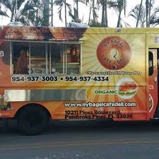 NY Bagel Cafe & Deli - Miami Food Trucks - Roaming Hunger New York December 2017 Nyc Love Street Coffee Food Truck Stock Nyc Trucks Best Gourmet Vendors Subs Wings Brings Flavor To Fort Lauderdale Go Budget Travel Street Sweets Mobile Midtown Mhattan Yo Flickr Dominicks Hot Dog Eat This Ny Bash Boston And Providence The Rhode Less Finally Get Their Own Calendar Eater Four Seasons Its Hyperlocal The East Coast Rickshaw Dumplings Times Square Foodtrucksnewyorkcityathaugustpeoplecanbeseenoutside