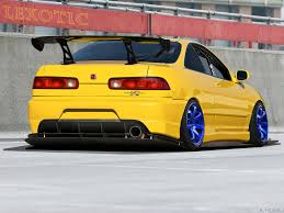 Honda Integra Time Attack by Lexotic Projects on DeviantArt