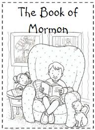 Book Of Mormon Coloring Sheet Print Email Details Written By Julie Dyal Ga05082011 Published 08 May 2011