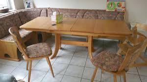 eckbank esstisch tischgruppe tisch stühle in 74391