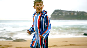 Terry Rich Beach Robes