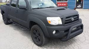 100 Rhino Liner Truck 2008 Toyota Tacoma Completely Protected With Linings