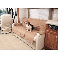 Rv Jackknife Sofa With Seat Belts by Canine Covers Sofasaver Save Your Sofa Covercraft