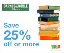 Up to  off Barnes and Noble Coupon Promo Codes 2018
