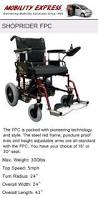 Shoprider Power Wheelchair Manual by Product Name Jazzy Select Elite Power Chair Price 3 529 00