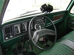 1979 Ford F100 Interior - Interior Design 3d •