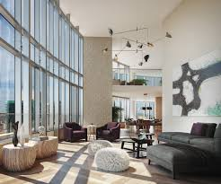 100 Penthouses San Francisco Peek Inside The Lavish At Rincon Hills Lumina