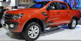 end of the year the ford ranger presents special series