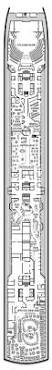 Ms Westerdam Deck Plans by Holland America Zuiderdam Overview