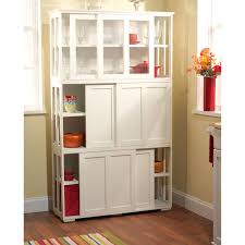 White Storage Cabinets For Living Room by Sliding Wood Doors Stackable Storage Cabinet Multiple Colors