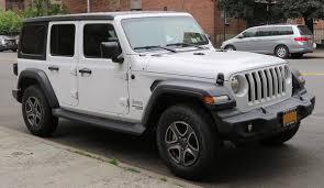Jeep Wrangler (JL) - Wikipedia