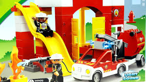LEGO Duplo Fire Station - Unboxing Review Toy For Kids With Flashing ... Peppa Pig Train Station Cstruction Set Peppa Pig House Fire Duplo Brickset Lego Set Guide And Database Truck 10592 Itructions For Kids Bricks Duplo Walmartcom 4977 Amazoncouk Toys Games Myer Online Lego Duplo Fire Station Truck Police Doctor Lot Red Engine Car With 2 Siren Diddy Noo My First 6138 Tagged Konstruktorius Ugniagesi Automobilis Senukailt