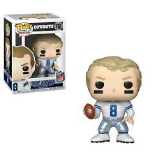 Dallas Cowboys NFL Legends Funko POP Vinyl Figure - Troy Aikman Hardwood Rocking Chair Michigan State Girls Toddler Navy Dallas Cowboys Cheer Vneck Tshirt And Blue Black Gaming With Builtin Bluetooth Premium Bungee Classic Americana Style Windsor Rocker White Baltimore Ravens Big Daddy Purple Composite Adirondack Deck Video 16 Adirondack Chairs Dallas Patio Fniture Ideas Oversized Table Lamp