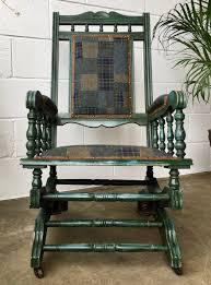 Large American Rocking Chair
