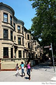 Bed Stuy Gentrification by On The Brink Ny Daily News