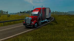 100 Customize A Truck FREIGHTLINER CLSSIC CUSTOMIZE BLE CURVY SKIN ETS2 Mods Euro