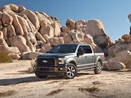 2015 Ford F-150 Named Motor Trend '2015 Truck Of The Year