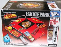 Amazon Tech Deck Scooter by Amazon Com Tech Deck Skate Park World Inductries Exclusive Ramp