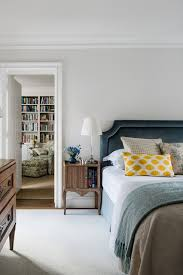 Main Bedroom London Terraced Town House Conversion In Real Homes Interior Design Ideas