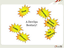 your goat anti fragiled my snowflake demystifying devops jargon