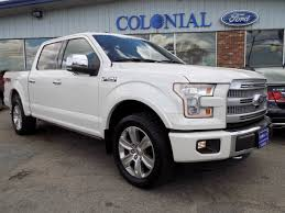 2015 Ford F-150 SuperCrew Cab Platinum 4 Wheel Drive With Navigation ... 2014 Ford E250 Commercial Cargo Van In Oxford White For Sale Ma 2018 New F150 Xl 4wd Reg Cab 8 Box At Watertown Serving Food Truck Mobile Kitchen Massachusetts Dump Trucks In For Used On 65 Regular Standard Work Boston Cars Solution Auto Sales Inc Car Dealership Lawrence Super Duty F550 Drw 145 Wb 60 Ca 2016 Sale Hyundai Drummondville Amazing Cdition F350 Supercrew Lariat 4 Wheel Drive With Navigation Enterprise Certified Suvs 1ftew1ef5hfb02927 2017 Burgundy Ford Super On