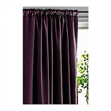 Ikea Vivan Curtains White by Ikea Curtains Purple Decorate The House With Beautiful Curtains