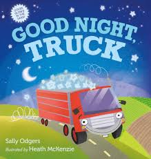 100 Commercial Truck Blue Book Good Night Sally Odgers Macmillan