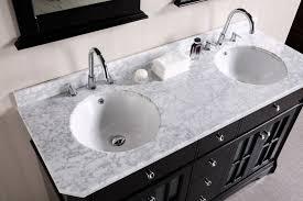 Menards Bathroom Double Sinks by Creative Of Double Sink Vanity Top 60 Inch U2013 Interiorvues