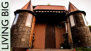 100 Tiny House On Wheels For Sale 2014 Unbelievable Truck Transforms Into Fantasy Castle