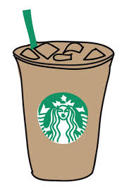 Paper Coffee Cup Clip Art Clipart Starbucks