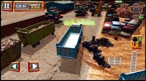100 Truck Parking Games GOTGANG On Twitter Scrap Yard Simulator