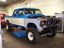 1977 Ford F250 Crew Cab | Bent Metal Customs