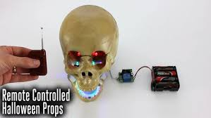 Motion Sensor Halloween Decorations Uk by Remotely Control Your Halloween Props 6 Steps With Pictures