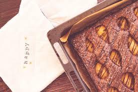 schokoladen birnen kuchen vom blech