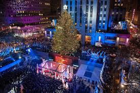 charitybuzz 4 vip tickets to the 2016 rockefeller center tree