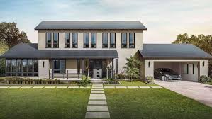 tesla s new solar roof tiles just on sale evolving science