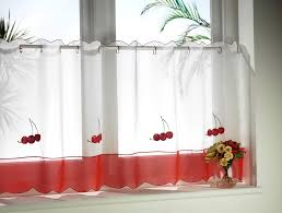 White Lace Curtains Target by Curtain Cute Interior Home Decorating Ideas With Cafe Curtains