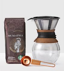 Pour Over Coffee Kit