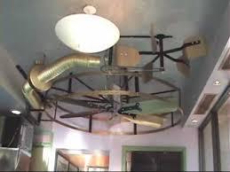 diy belt driven ceiling fans 5410 astonbkk com